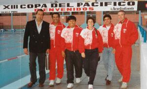 Copa del Pacifico1993,Peru