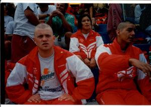 Sudamericana 1995, Peru