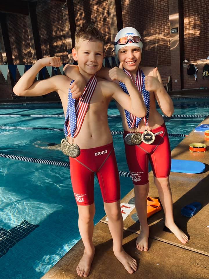 Eren Celik and Feliks Filimonov qualified for Junior Olympics Championship